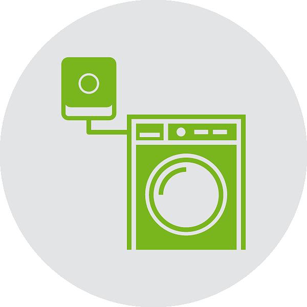 Dosiertechnik Wäschereinigung & -pflege