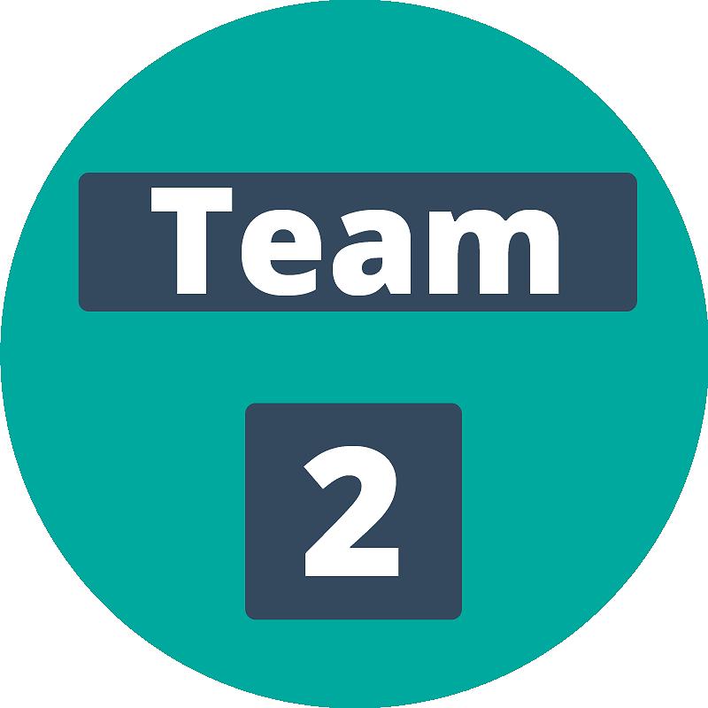 Team 2: Einmal hin - im W-Lan drin