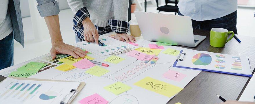 Drei Methoden im Test: Kann man mit ihrer Hilfe ein  tragfähiges digital vernetztes Geschäftsmodell entwickeln?