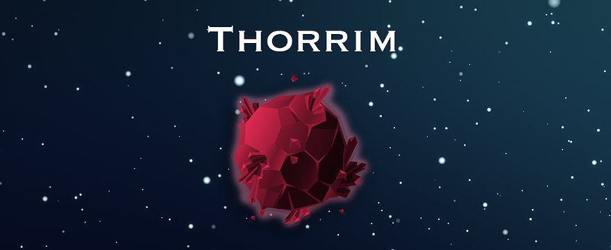 Der 1. Planet Thorrim
