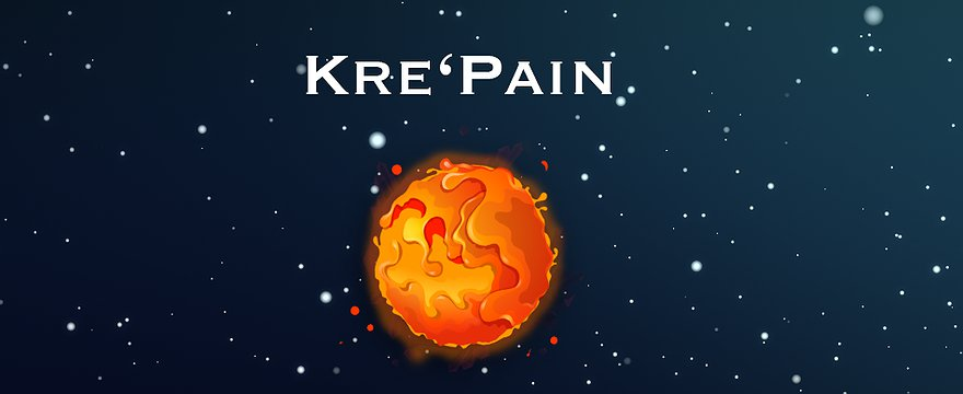 Der 2. Planet Kre'Pain