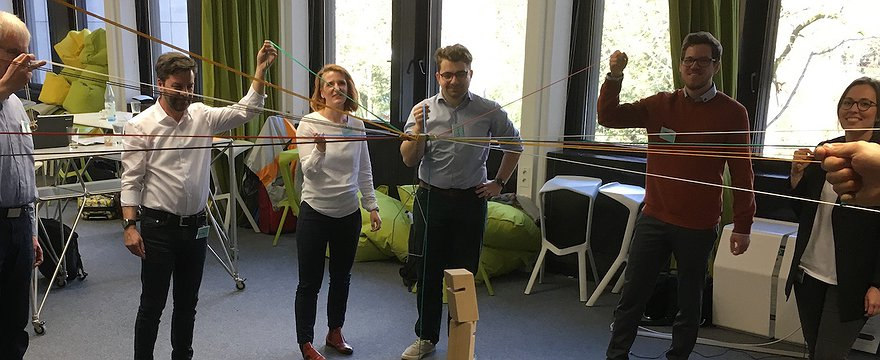Erfolgreicher Kick-off-Workshop zum Verbundprojekt AgilHybrid in Dortmund
