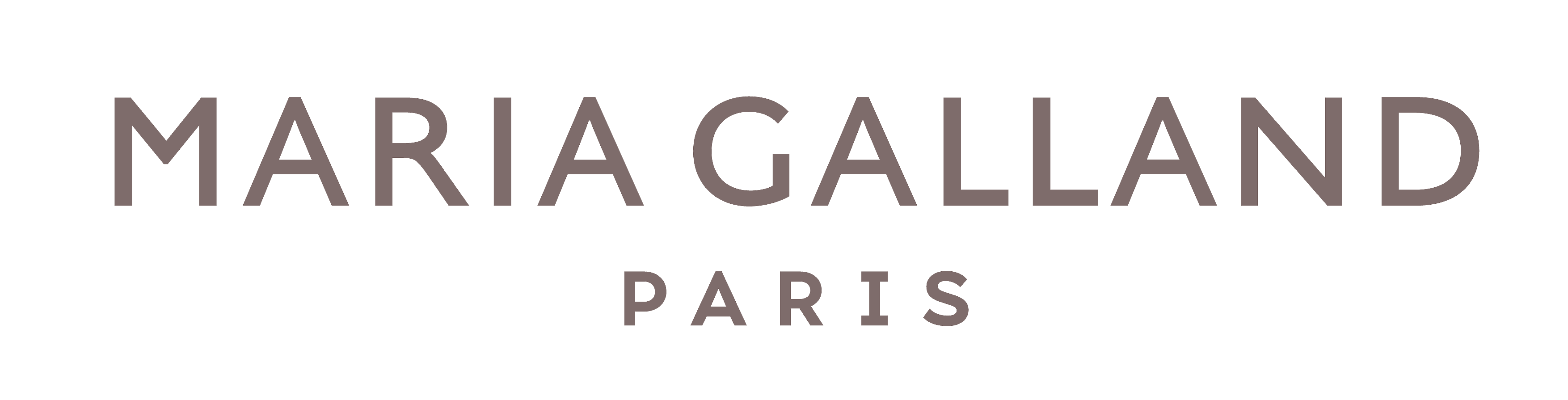 Maria Galland Paris Gmbh Logo