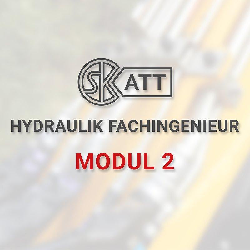 """Modul 2 Hydraulik Fachingenieur """" Stationär Hydraulik"""""""