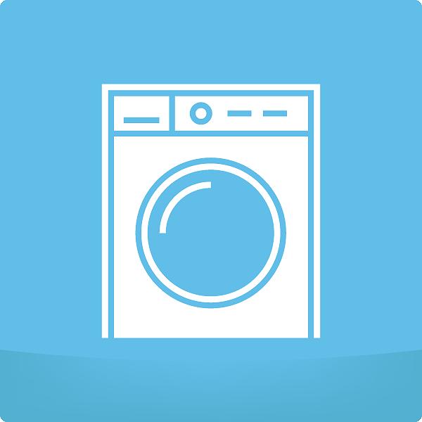 Wäschereinigung Servicemodul
