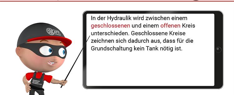 ATT Hydrostat