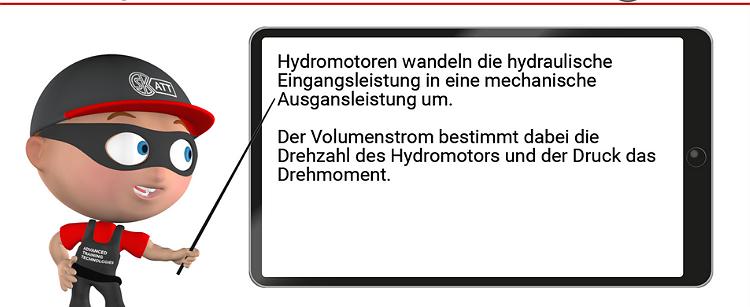 ATT Hydromotor