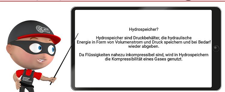 ATT Hydrospeicher