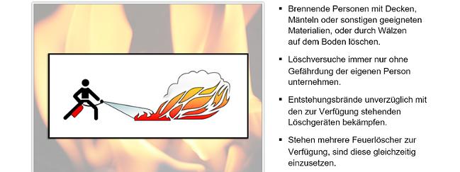 SZENARIS Brandschutz