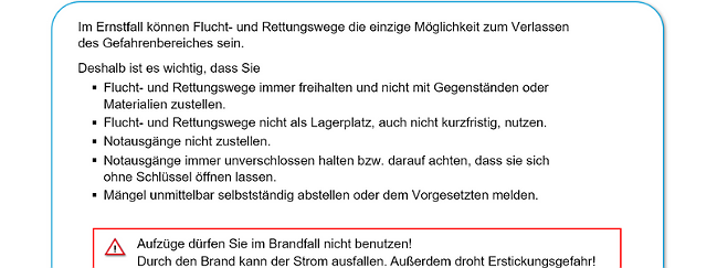 SZENARIS Brandschutz