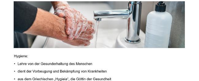SZENARIS Hygiene im Buero