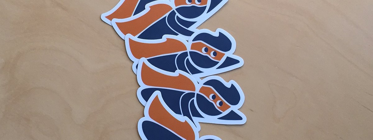 Sticker Eddie SupraTix